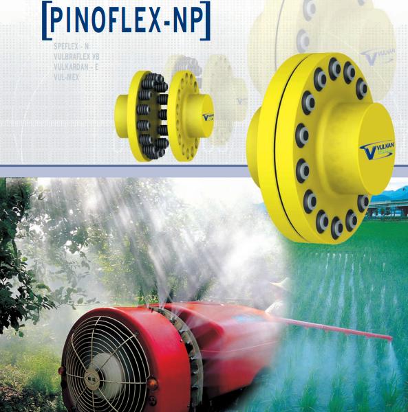 ACOPLAMENTO DE PINO PINOFLEX NP