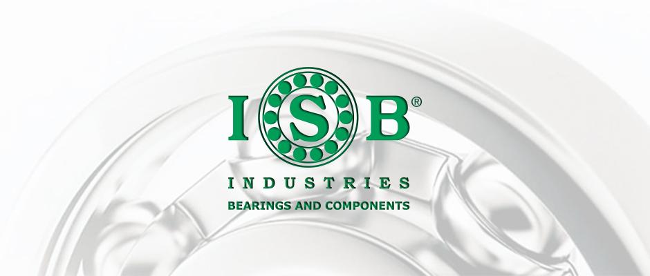 Rolamentos ISB - Distribuidor Autorizado