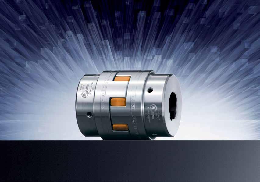 ROTEX® - Couplings for Fire Pump Applications - Acoplamentos para aplicações em bombas de incêndio ( Underwriters Lab listing for UL 448A )
