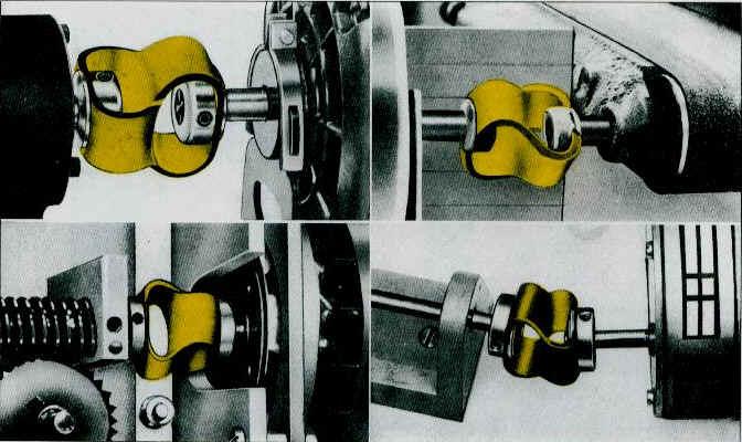 Aplicação Double Loop Flexible Coupling