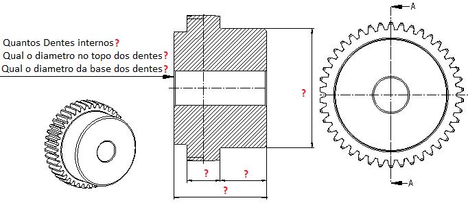 Modelo de verificação, Dimensional do Cubo