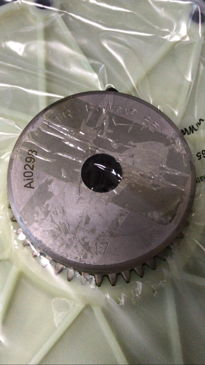 """Acoplamento BoWex® Tipo FLE-PA 65 furo guia 21mm - Cubo Grampo - SAE 10"""""""