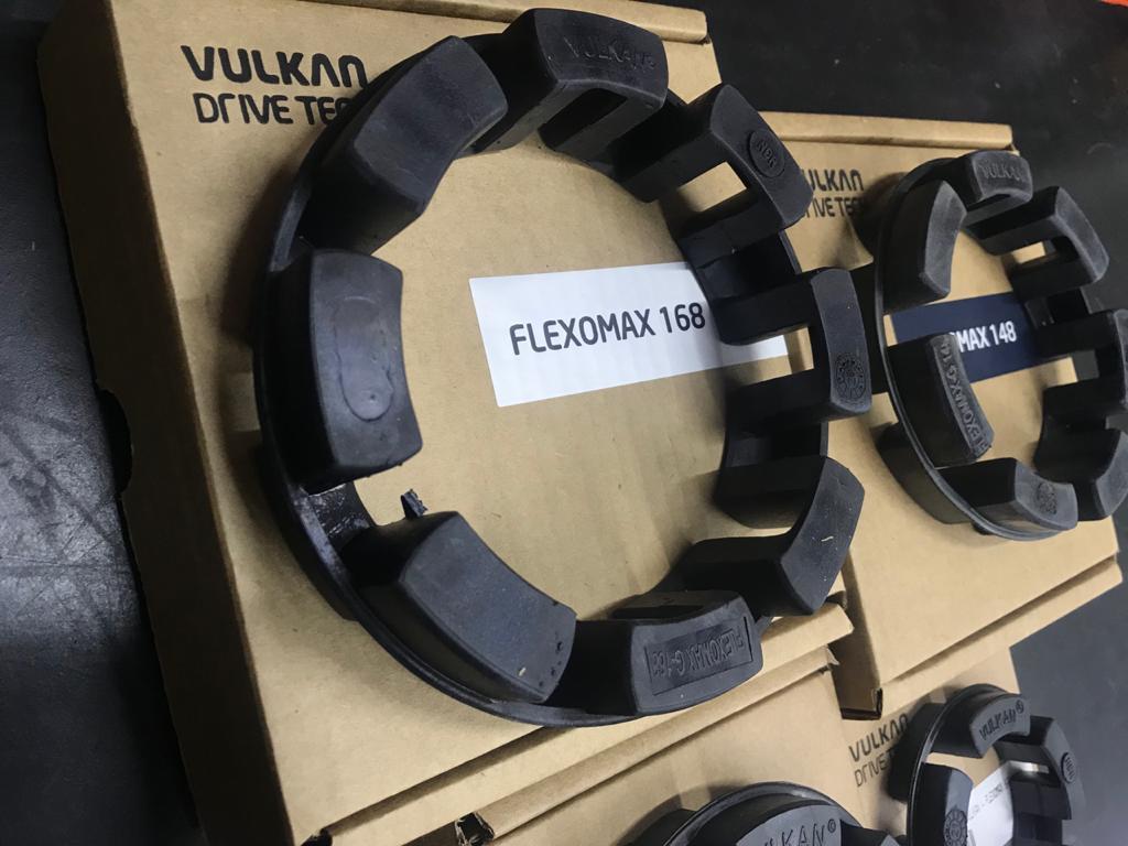 Elemento Elástico Flexomax 168 Vulkan